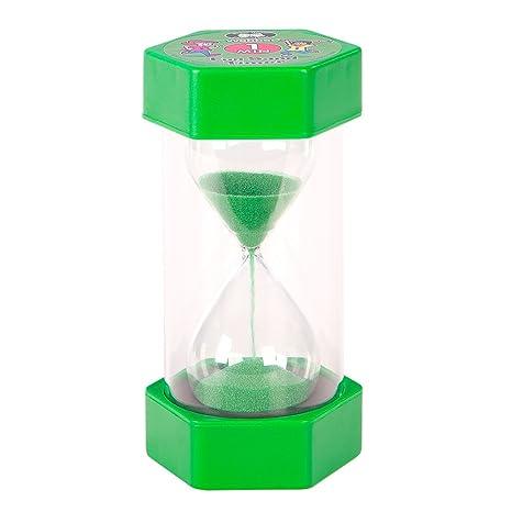amazon com webber fun sand timer 1 minute super duper