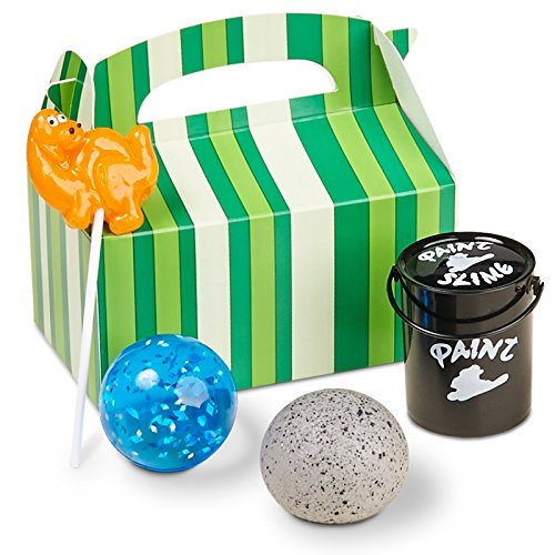 Jurassic World Party Supplies - Filled Party Favor Box