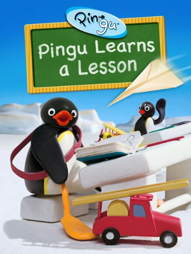 Pingu: Pingu Learns A Lesson - Chilly Little Penguin
