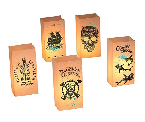 Disney Pirates of The Caribbean Luminary Kit ()