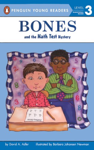 book cover of Bones and the Math Test