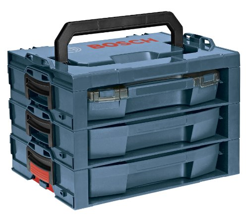Bosch Bosch L-RACK Complete Kit with (1) i-boxx53, (2) LST72-OD, (3) L-RACK-S, and (1) L-RACK-T by Bosch