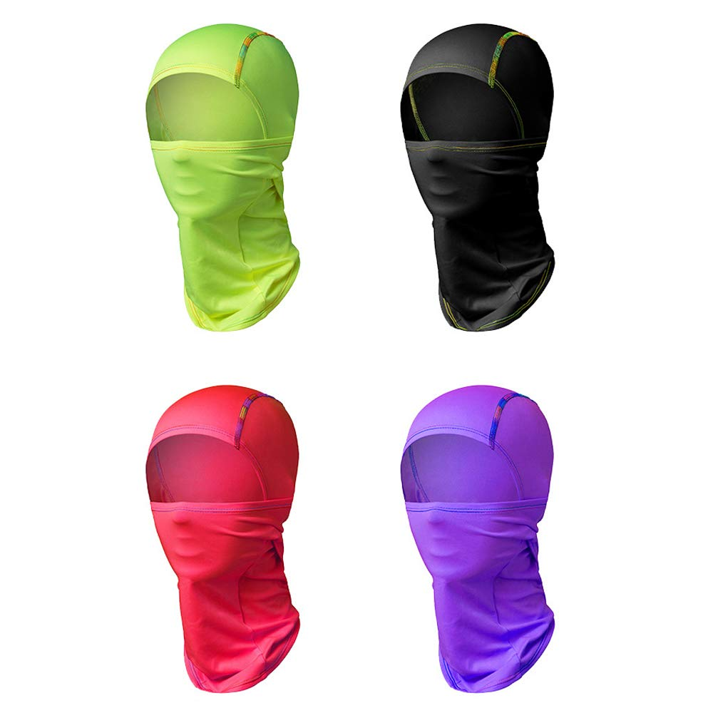 GKPLY Outdoor Sports Protective Gear dustproof Sunscreen mask - Motorcycle Riding Headscarf hat Headscarf CS Tactical Headgear Windproof mask by GKPLY