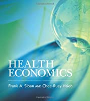 Health Economics Front Cover