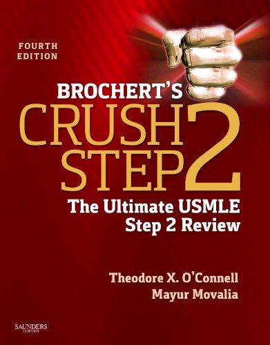 Brochert's Crush Step 2: The Ultimate USMLE Step 2 Review (Crush Figure)