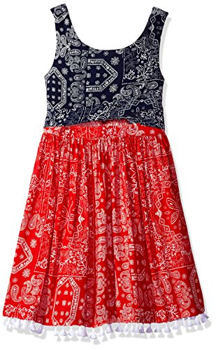 little girl bandana dress - 3