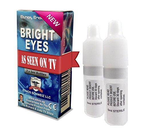 Carnosine Eye Drops - Ethos Bright EyesTM NAC Carnosine Eye Drops - As Seen on UK National TV with Amazing Results! NAC n acetyl carnosine eye drops.
