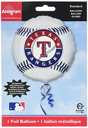 Anagram International Texas Rangers Package Party Balloons, 18