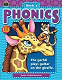 Phonics Book 3: Book 3 (Phonics (Teacher Created Resources))