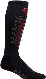 product image for Farm to Feet Men's Franconia Lightweight Ski Socks, US Blue, Medium