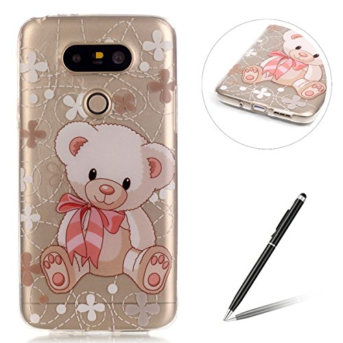 teddy bear lg phone case - 3