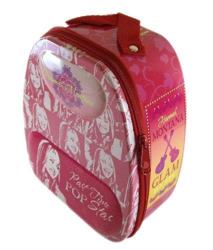 Hannah Montana Tin Box - Hannah Montana Lunch Box - Purple Color Hannah Montana Tin Box