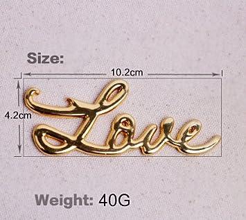 Love Antique Bottle Opener For Wedding Favor 24, Gold