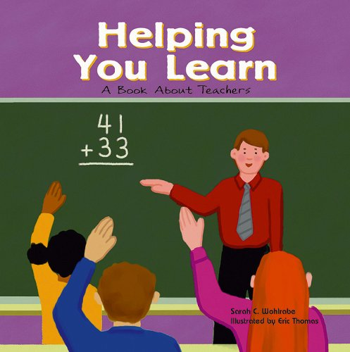 Helping You Learn: A Book About Teachers (Community Workers) pdf