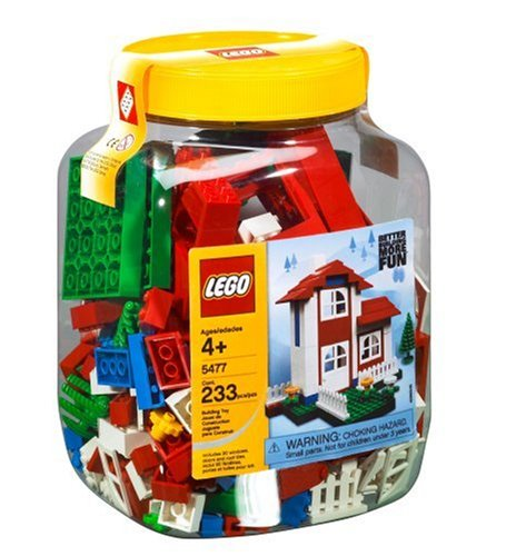 LEGO Classic House Building Set