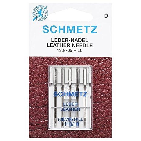 Universal 120 // Leder 80-100 // Jeans 90-110 20 Schmetz Nadeln für Nähmaschine