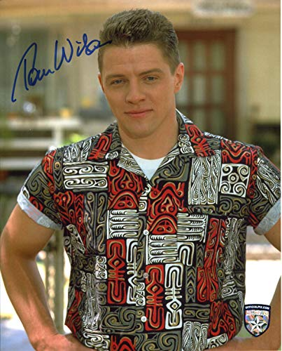 Tom Wilson Signed / Autographed Back to the future 8x10 Glossy Photo as Biff Tannen. Includes Official Pix Certification and Cataloged Number with COA. Entertainment Autograph Original. Doc Brown,Marty McFly, Micheal J Fox