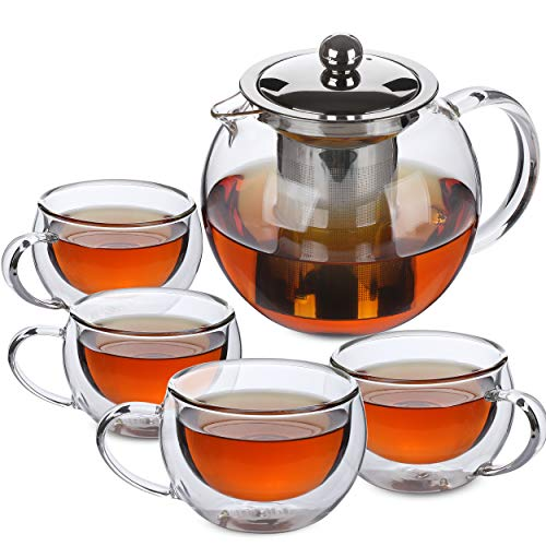 Tea Teapot Kettles Stovetop Infuser product image