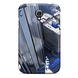 Fashionable KIPRQcV8107HQYYB Galaxy S4 Case Cover For Mirrors Edge Games Protective Case