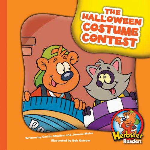The Halloween Costume Contest (Herbster Readers: Teamwork at Lotsaluck Camp) -
