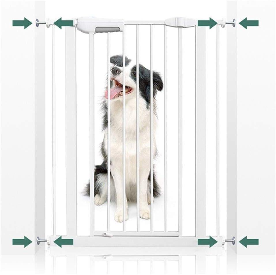 YONGYONG-Guardrail Barreras de Puerta Puerta De Jardín Valla para Perros Puerta De Aislamiento para Bebés Barandilla Escalera para Niños Puerta De Seguridad para Niños Cocina Valla Protectora: Amazon.es: Hogar