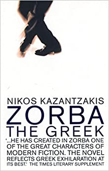 image for Zorba the Greek (Faber Fiction Classics)