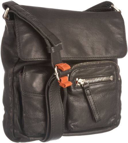 Jost  3905-001, Borse tascapane, Unisex adulto, Nero (Schwarz),