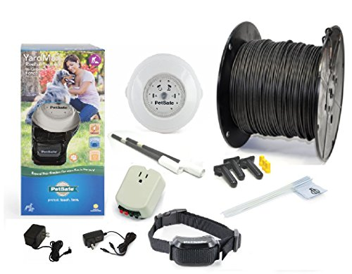 Petsafe YardMax In-Ground Dog Fence 1000 Feet Heavy Duty 16 Gauge Wire (1 Dog) by Monell Pets
