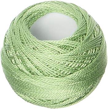Plum DMC 116 8-718 Pearl Cotton Thread Balls Size 8