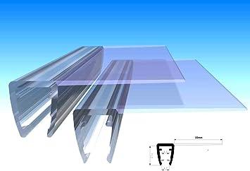 60 cm UK01 ---Recambio de junta para 3,5 mm/4 mm/5 mm grosor deflector de agua para ducha UPS mampara de protección contra sobretensiones: Amazon.es: Bricolaje y herramientas