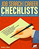 Job Search and Career Checklists, Arlene S. Hirsch, 1593571186