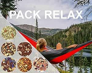 Pack Relax Eco: dos infusiones de frutas, dos infusiones de ...