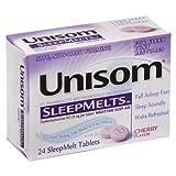 Unisom Sleep Melts Size 24ct Unisom Sleepmelts