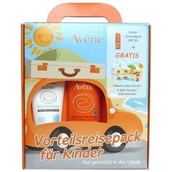 Avène Kinder Sonnenspray Spf 50 Vorteilspack 1 St Amazonde Beauty