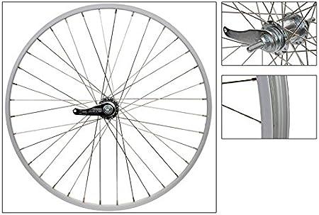 Wheel Rear 26x1.75 Alloy Black Coaster Brake Shimano 12G-SS