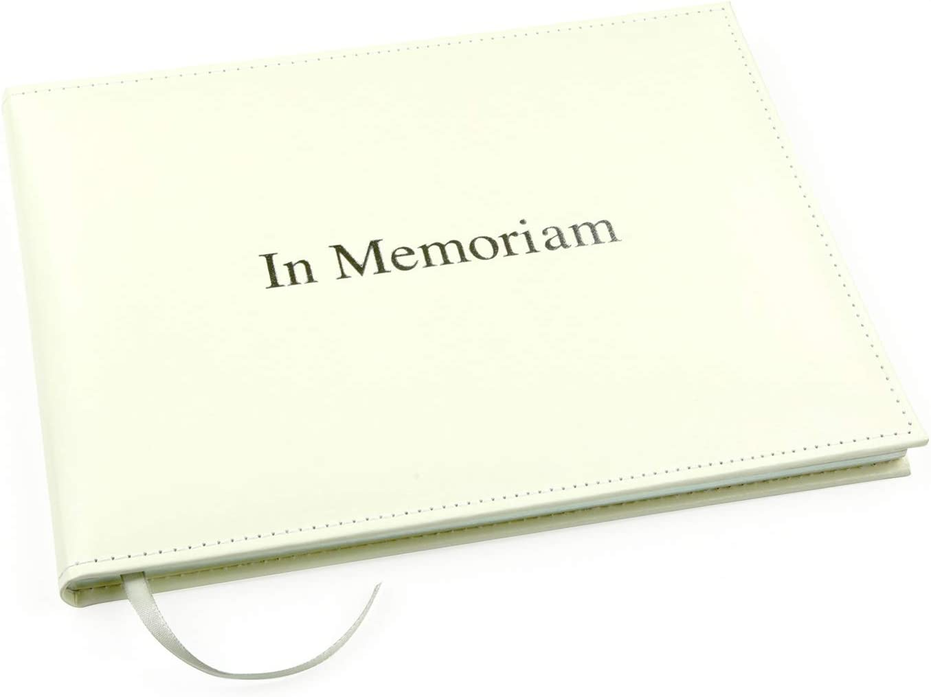 Esposti in A surprise price is realized Bargain Memoriam' Funeral Guest Book Informal Page - Fo Blank