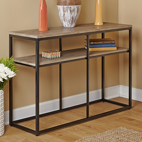 AVF Affinity Plus – Bay Plus Curved TV Stand for TVs up to 55 Gloss White Black Glass