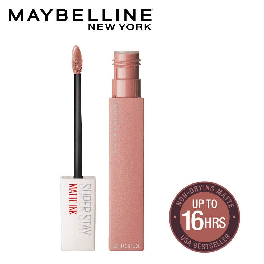 Maybelline-New-York-Super-Stay-Matte-Ink-Liquid-Lipstick thumbnail 6