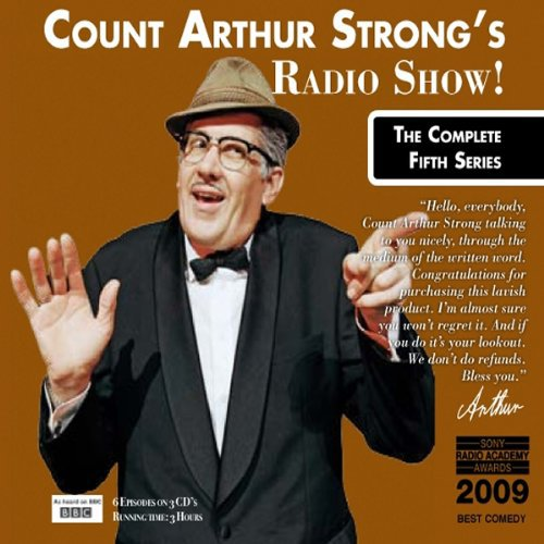Count arthur strong's radio show! – series 4 (complete) (3cd.