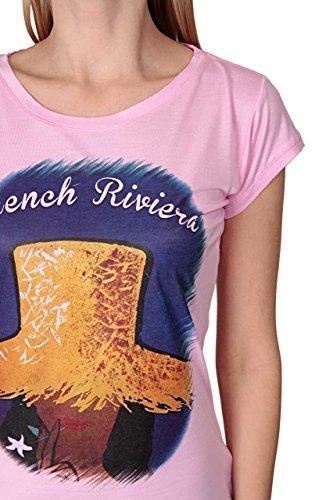 Hotspot Camiseta RIVIERA Rosa