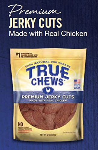 True Chews Tyson Pet Products Premium Jerky Cuts 12 Ounce Chicken by True Chews (Image #6)