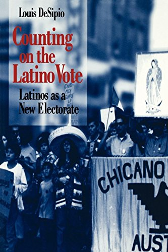 Counting on the Latino Vote: Latinos as a New Electorate (Race, Ethnicity, and Politics)