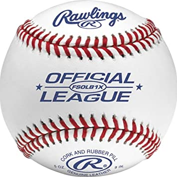 Rawlings Fsolb1x Flat Seam Practice Baseball 12 Ball Pack: Amazon.es: Deportes y aire libre
