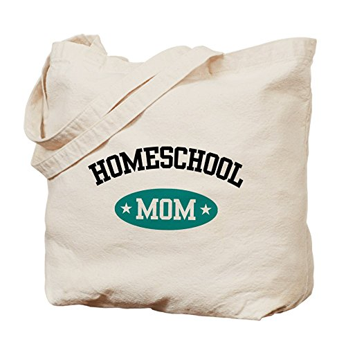 CafePress - Homeschool Mom - Natural Canvas Tote