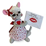 Annalee - 6in Sealed with a Kiss Mouse