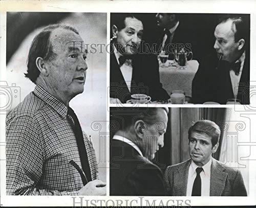 1975 Press Photo Author John Henry Faulk - mjp13923