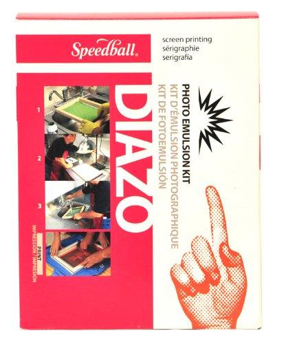 Speedball Art Products 4559  Diazo Photo Emulsion Kit (Screen Emulsion Photo Printing)