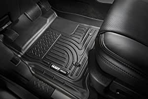 Amazon Com Husky Liners Front Amp 2nd Seat Floor Liners