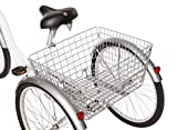 Schwinn Meridian Full Size Adult Tricycle 26 wheel size Bike Trike