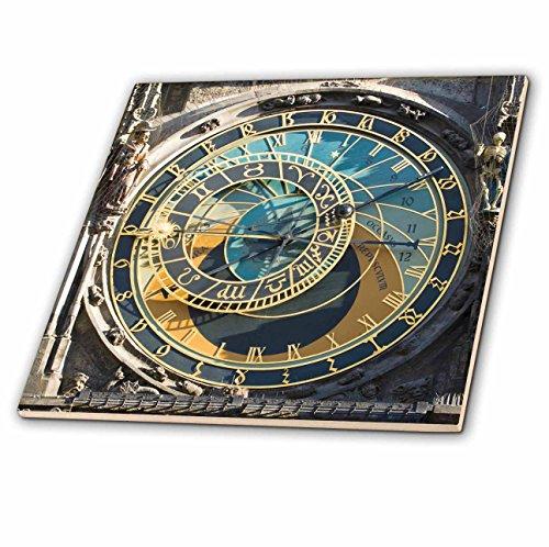 3dRose ct_81259_3 Astronomical Clock, Orloj, Prague, Czech Republic - Astronomical Clock Prague